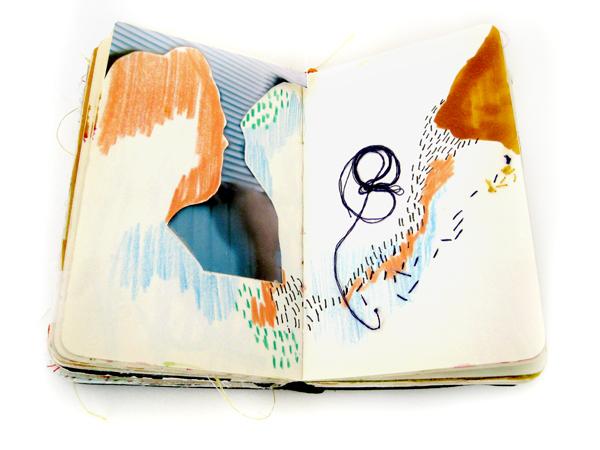 Sketchbooks Alison Worman