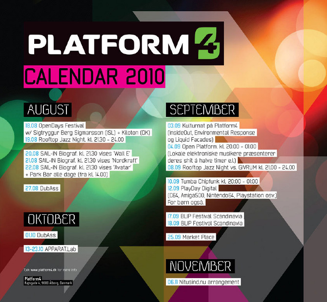 Calendar Drawing Design : Platform calendar cynic design visuals static